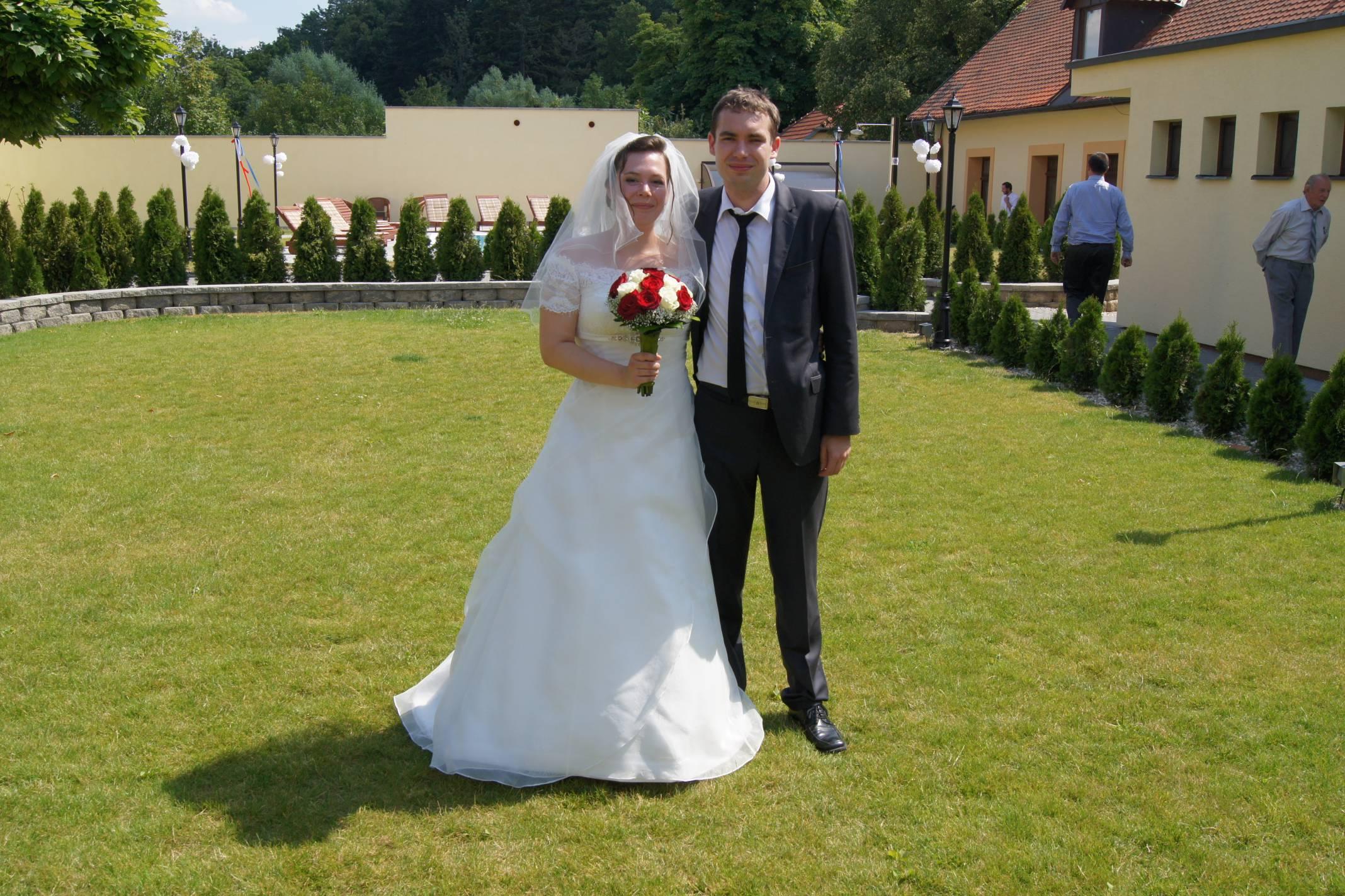 Svatba - třetí várka